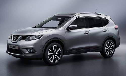 Honda CRV Vs 2018 Nissan X-trail 2018