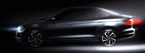Comienza a Despertar el Sucesor del Vento Volkswagen Virtus