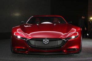Nuevo Mazda VISION COUPE un futuro elegante con toques deportivos y minimalista