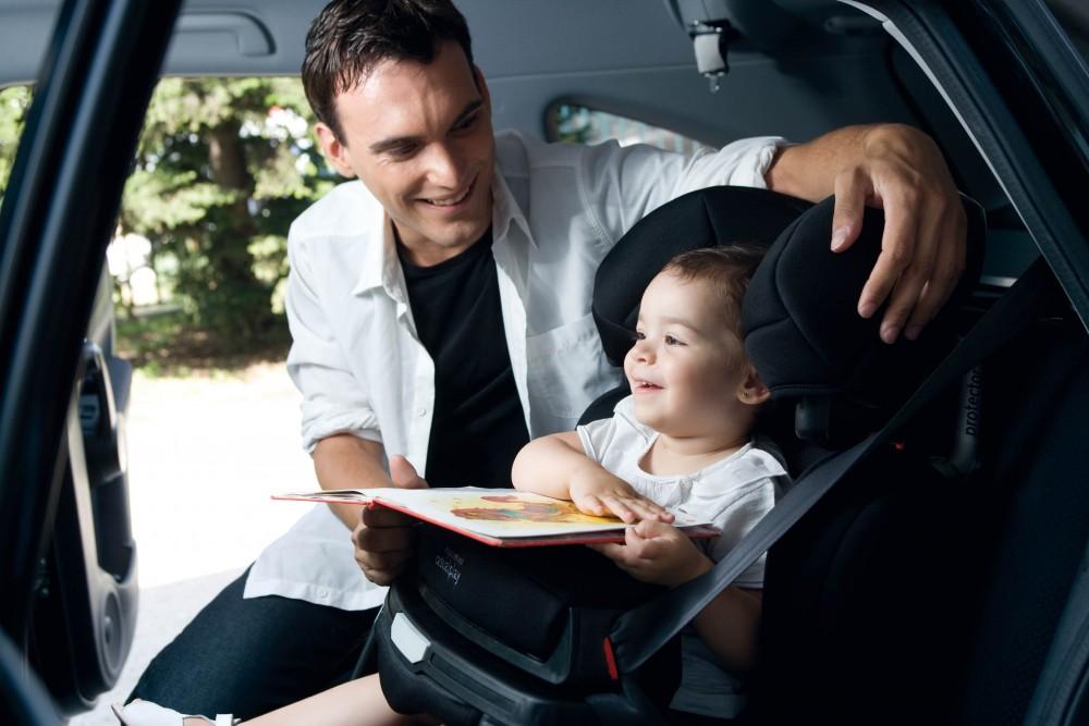 Recomendaciones para Esas Familias que Viajan con Niños en el Automóvil