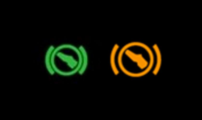 Símbolos de Luces en el Tablero Toyota Corolla