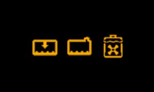 Simbolos de Luces del Tablero Toyota Corolla (24)