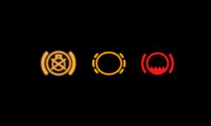 Simbolos de Luces del Tablero Toyota Corolla (6)