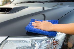 Limpieza a fondo del auto