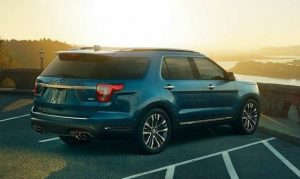 Ford Explorer Hybrid 2020 y Ford Explorer ST 2020