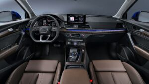 Audi Q5 Sportback 2021 tablero